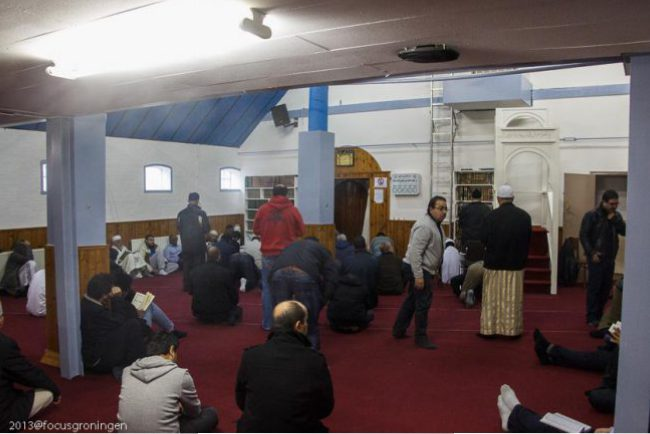 Moskee Selwerd Groningen