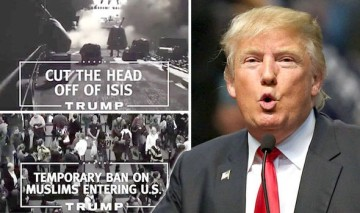Donald Trump's First TV Ad Persists Attack on 'Radical Terrorism'