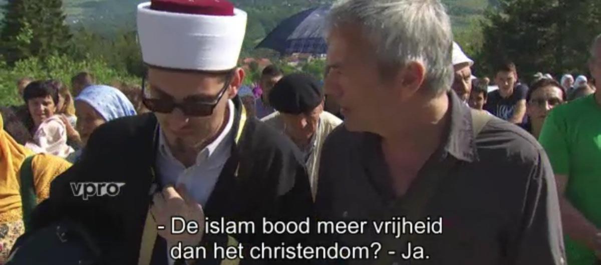 VPRO-documentaire negeert duistere kant Bosnische islam