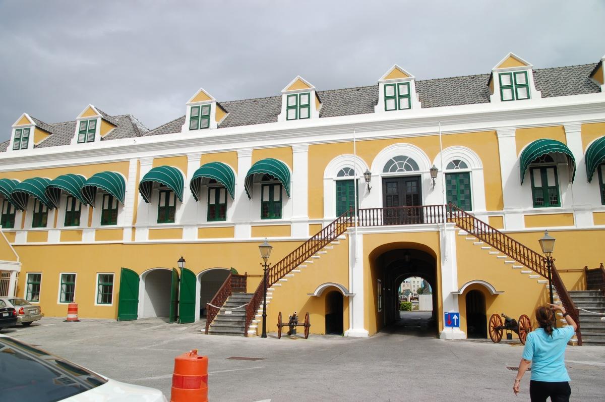 Mijn bijdragen aan de Troonrede van de Nederlandse Antillen