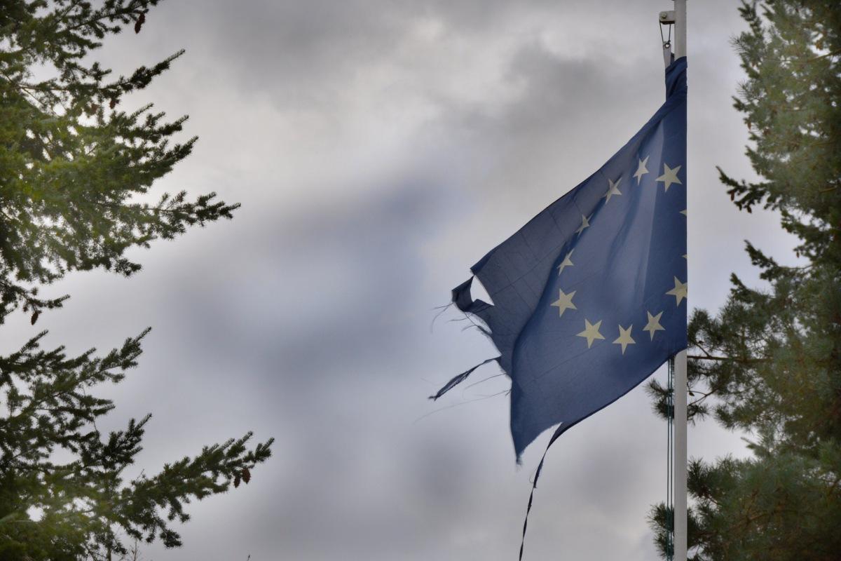 De EU en de euro gaan uit elkaar