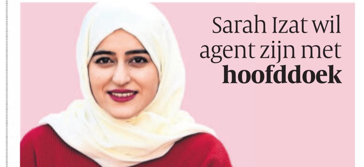 Agente met hoofddoek: geen diversiteit, maar islamisering