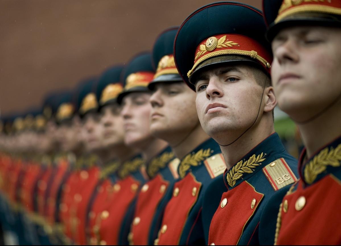 Help, de Russen komen er aan!