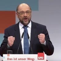 Martin Schulz op weg naar centrum Duitse macht