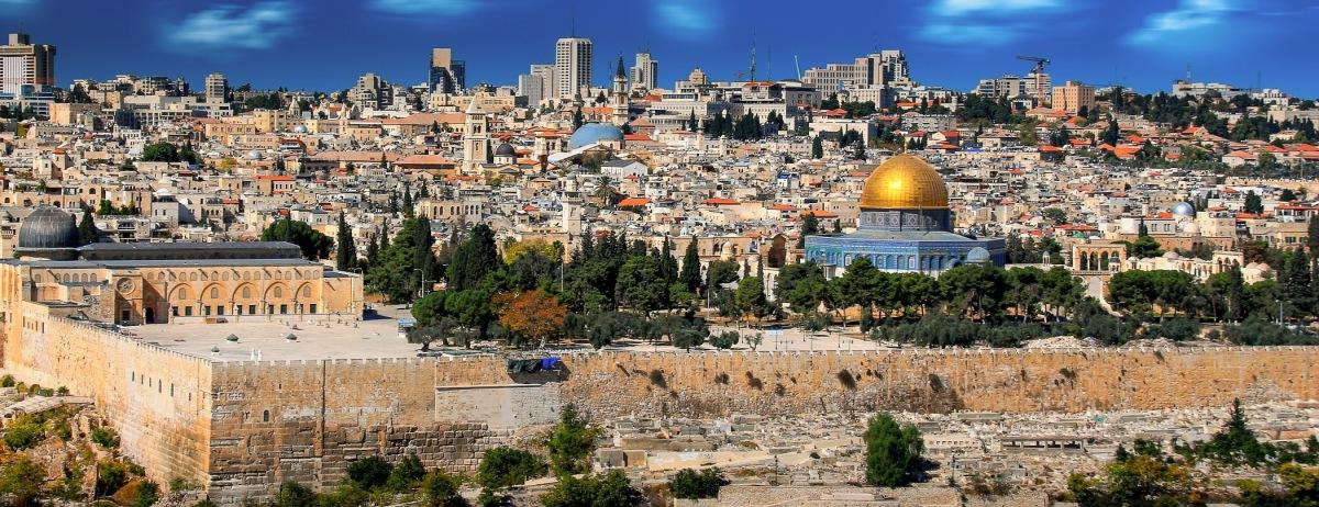 Riemen vast: Trump erkent Jeruzalem als ongedeelde hoofdstad van Israël
