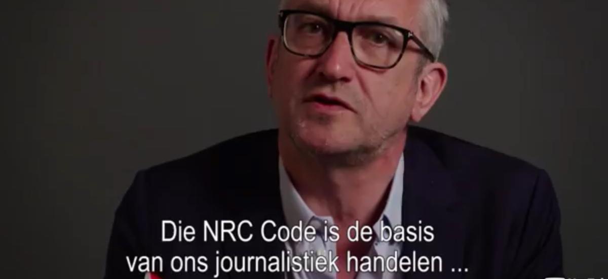 Krijgen we dit jaar een Witte NRC?