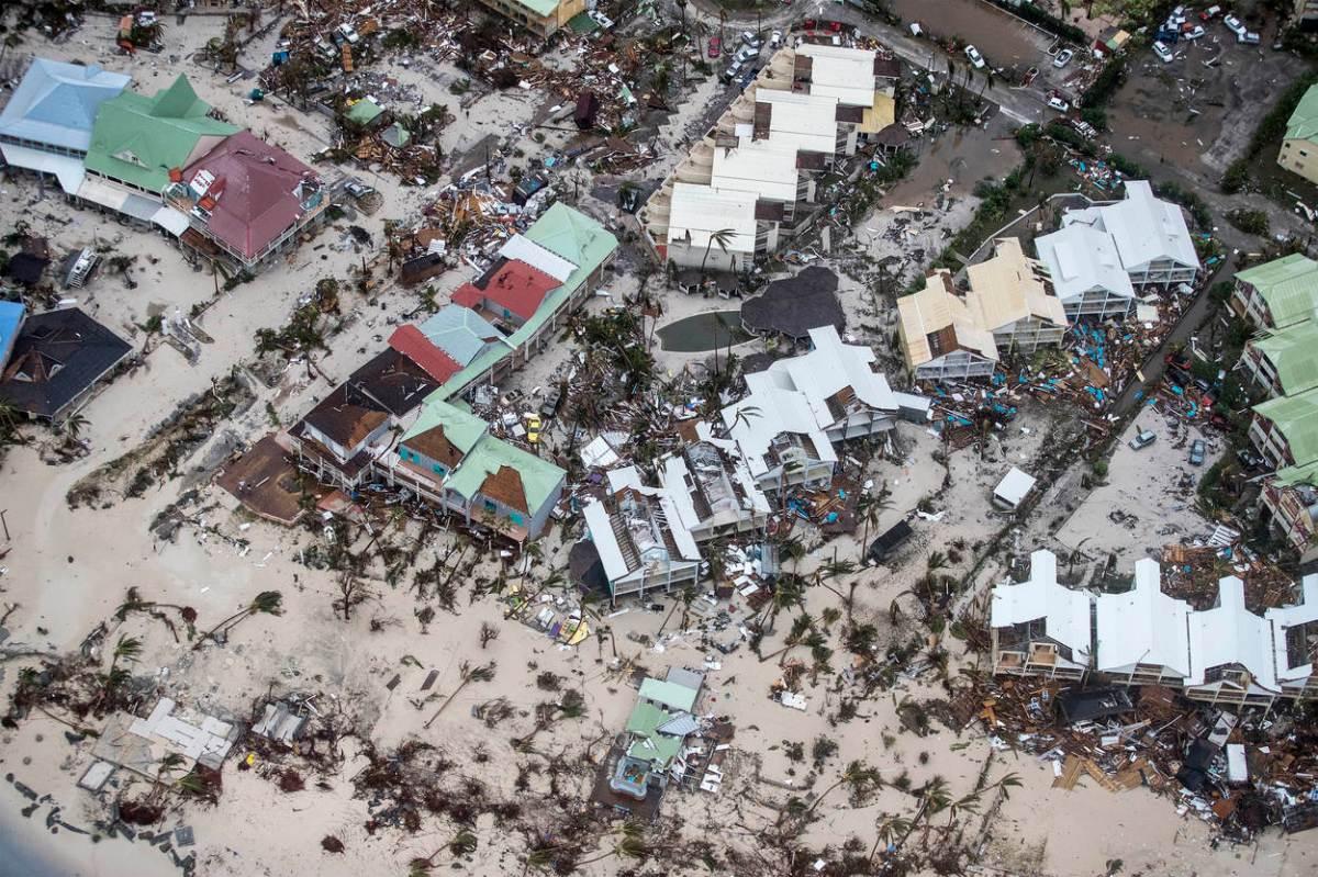 Sint Maarten, drie maanden later
