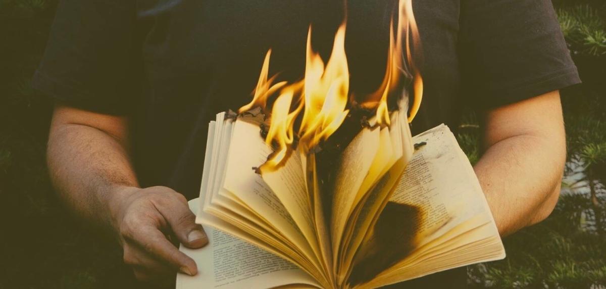 Wanneer sciencefiction werkelijkheid wordt (1): Fahrenheit 451