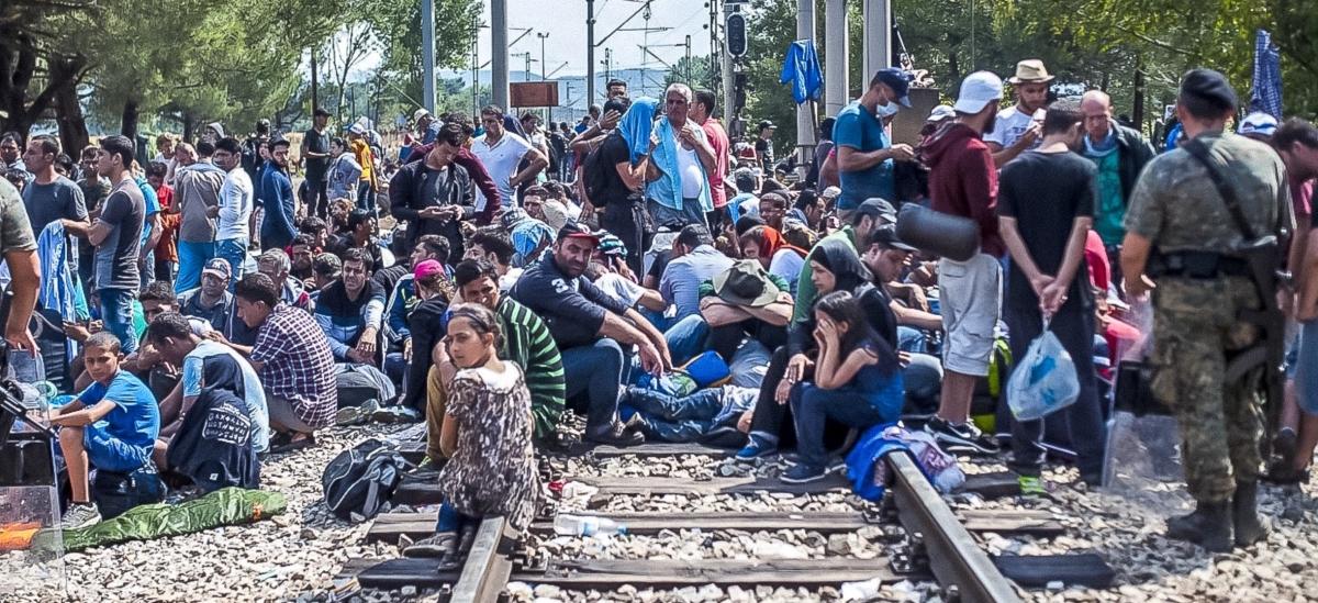 Tégen massa-immigratie en vóór integratie