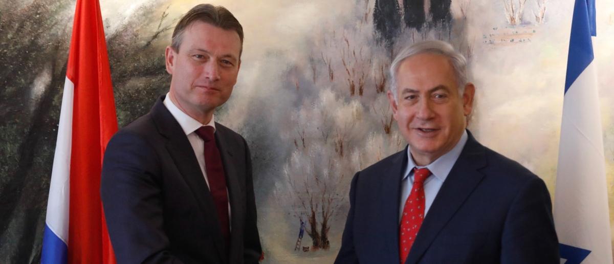 Op reis naar Israël met Halbe Zijlstra en zijn Buza-rebellen