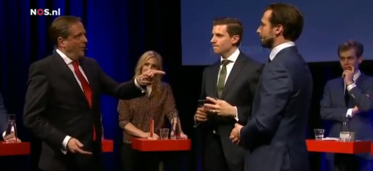 D66 zet beproefde Russische propagandatactiek in tegen Baudet